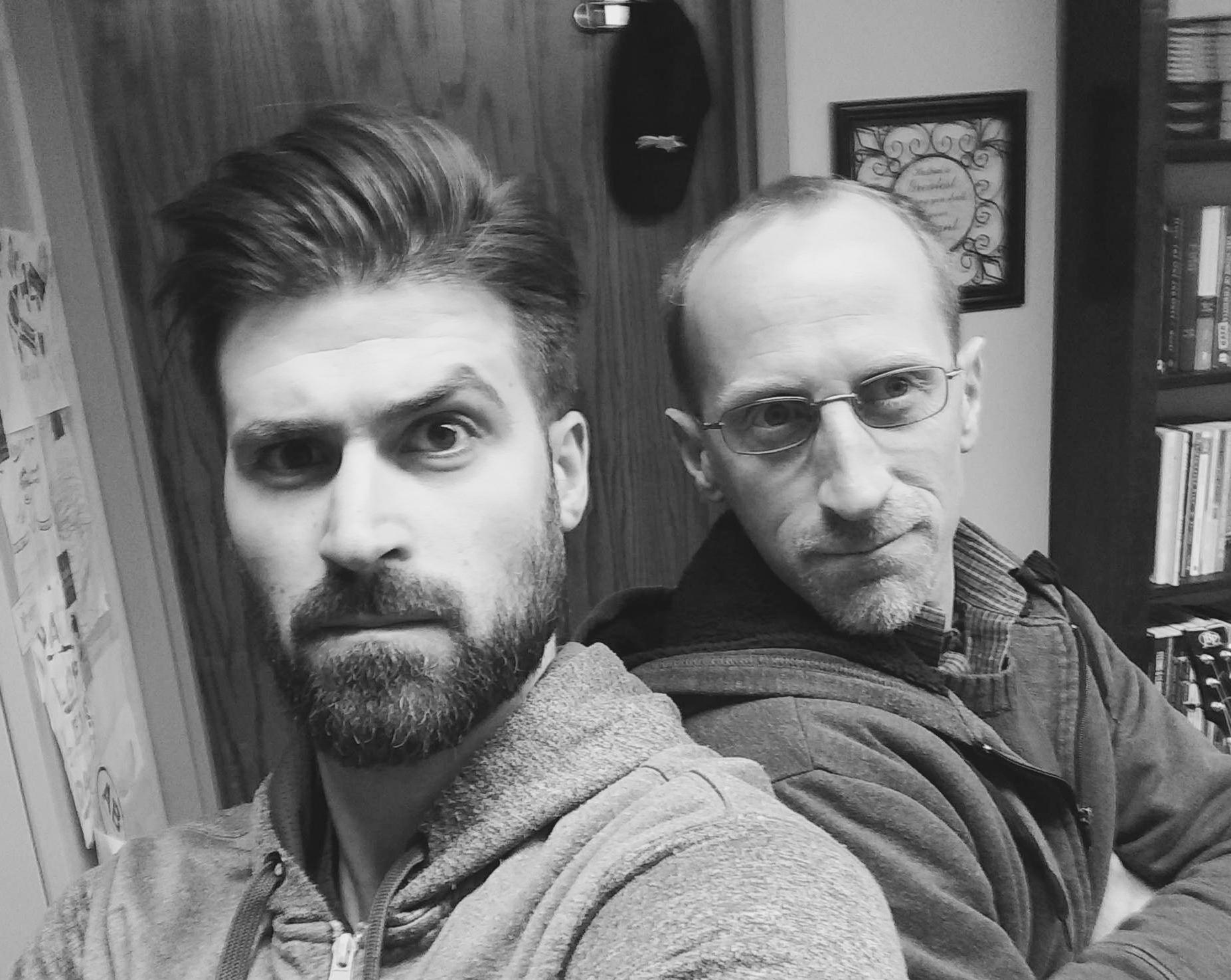 Ryan Lawrence & Kevin Burkholder